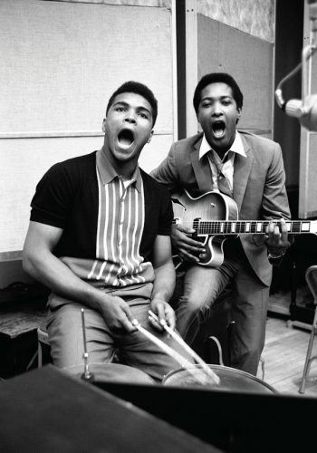 Ali and Sam cooke