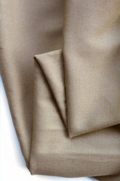 Beige cotton
