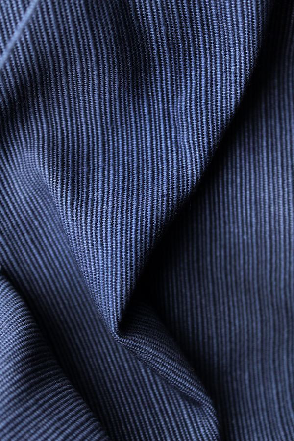 indisgo Blue raised cotton