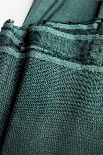 Scott Fraser Collection - Britsh racing green linen