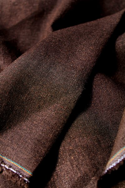 Scott Fraser Collection - Chocolate Brown linen