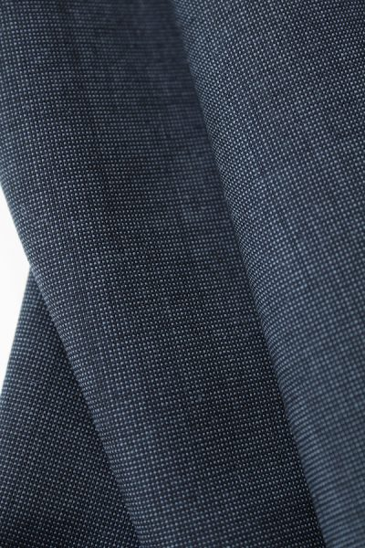 Scott Fraser Collection - Dark grey tonic tropical wool