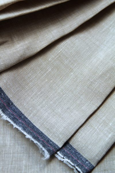 Scott Fraser Collection - Ecru linen