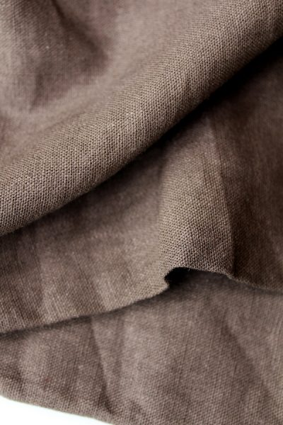 Scott Fraser Collection - Taupe linen mix