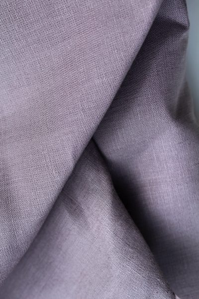 Scott Fraser Collection - Ube Grey:lilac linen